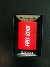 Nelk Boys Full Send Zippo Lighter Confirmed Order 3 Available For Sale Online Ebay Just a glance of what he does on a regular basis to entertain his audience nelk boys full send zippo lighter