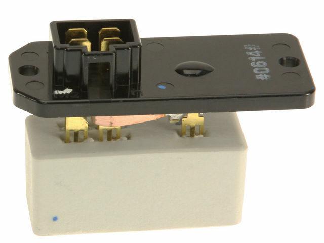 Metrix Blower Motor Resistor Fits 1989 1991 Toyota Pickup Fbs For Sale Online Ebay