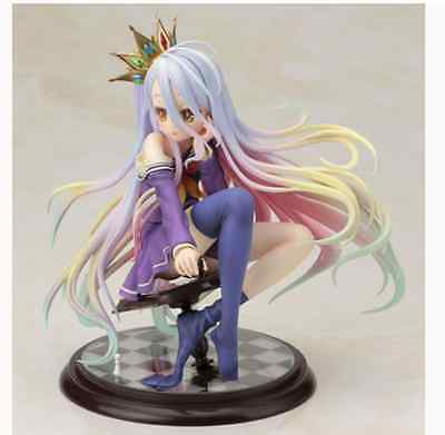 No Game No Life 1/7 Scale Pre Painted Anime Figure New In Box