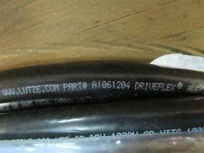 Lutze A1061204 12awg X 4 Flexible Vfd Submersible Pump Servo Cable 1000 V 1pc