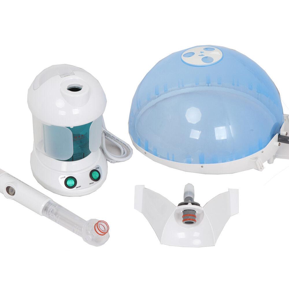 Set of 4 Pro 2in1 Hair Sauna Ozone hot Steam Facial Steamer Tabletop Mini Salon Health & Beauty