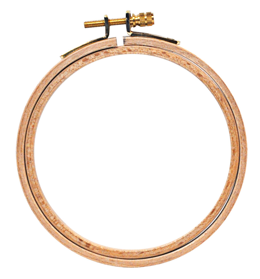 Edmunds 8-inch German Embroidery Hoop,202-8 Frank A