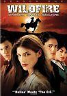 Wildfire Season 1 DVD Genevieve Padalecki Nicole Tubiola Nana Visitor Greg