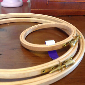 Elbesee-Wooden-Embroidery-Hoop-Size-6-Inches-15-cm-Ideal-for-Any-Needlework