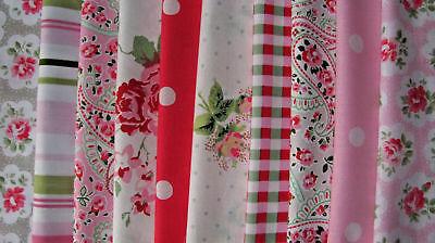 10cm square provence spring paisley rosali spots Cath Kidston /& IKEA bundle 10