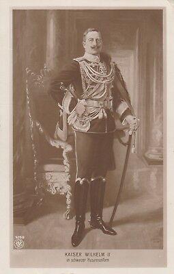 ****original Postcard***kaiser Wilhelm Ii.-adel-preussen-hohenzollern-germany GroßE Auswahl;