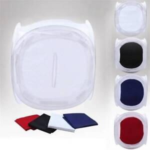 Photo-Studio-Foldable-Shooting-Tent-Light-Softbox-Cube-Box-Kit-4-Backdrops