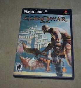 God-of-War-Sony-PlayStation-2-PS2-CLEAN-Sony-PlayStation-2
