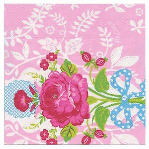 Image Is Loading Pip Studio Napkins Floral Wipe Clean Tablecloth Oilcloth