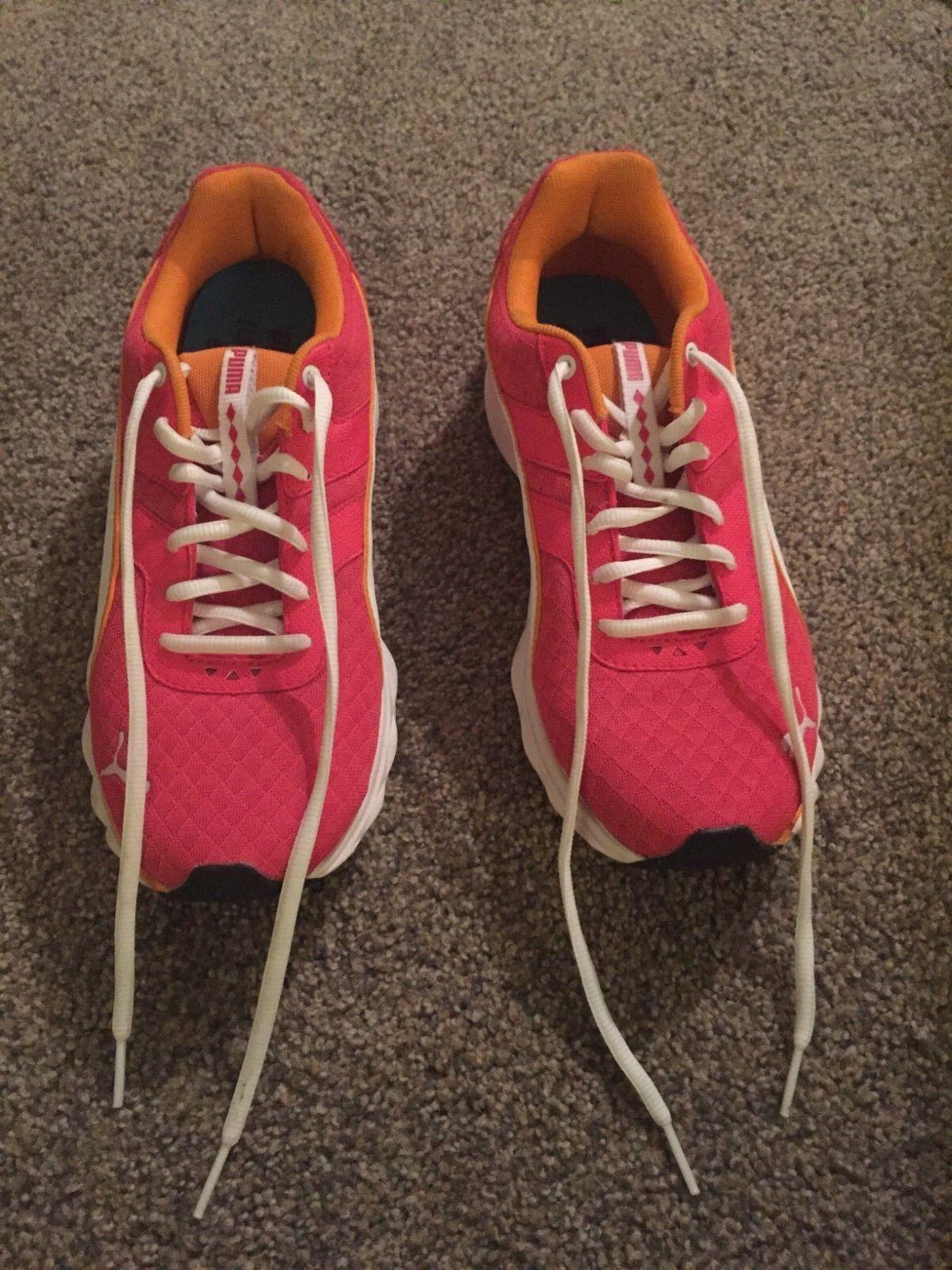 Puma Women's Sport Lifestyle Running EcoOrthoLite Sneakers Size 7.5 EUC
