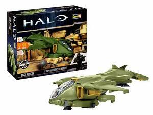 Revell-Halo-Unsc-Pelican-Kit-avec-Son-et-Lumiere-Echelle-1-100-Modele