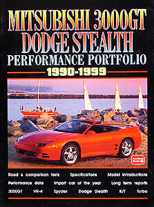 1996 Dodge Stealth Owners Manual 96 ORIGINAL Excellent Owner Guide RT and Turbo