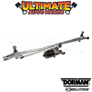 Motor Assembly Mopar 14395TH For Dodge Ram 1500 Windshield Wiper Arm Linkage