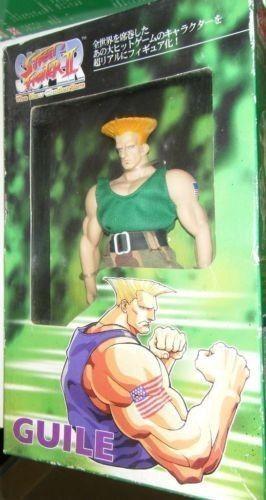 Capcom Street Fighter Guile 7  Real Cloth Figure Figure Figure 38420c