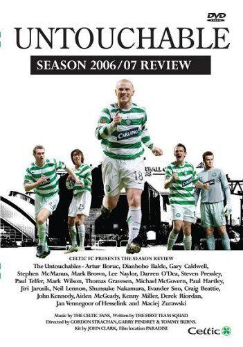 1 of 1 -  Celtic FC - Untouchable - 2006/2007 Season Review (DVD) 06/07 1st Class Post!