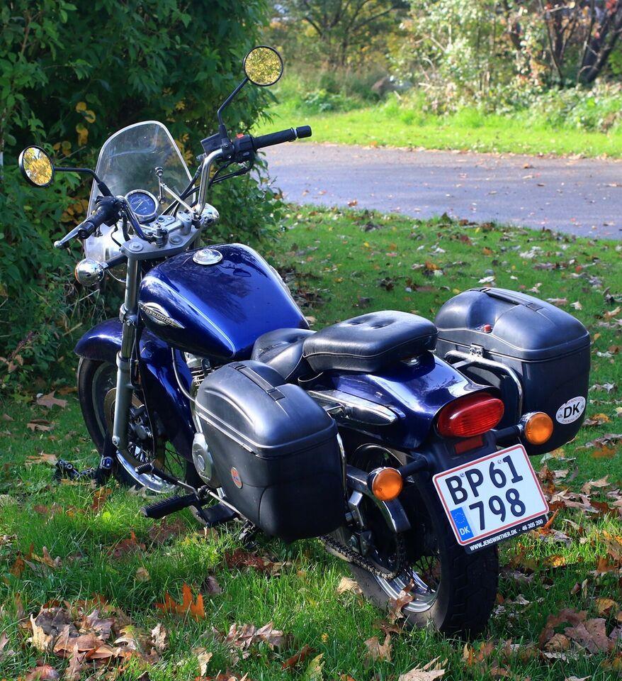 Suzuki, GZ 250 Marauder, 249 ccm