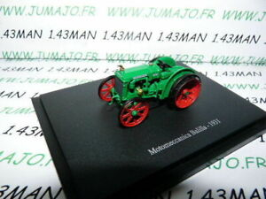 TR76W-Tracteur-1-43-universal-Hobbies-n-128-MOTOMECCANICA-Balilla-1931