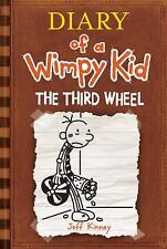 Diary of a Wimpy Kid: The Third Wheel by Jeff Kinney (2012, Hardcover, 1st Edition)
