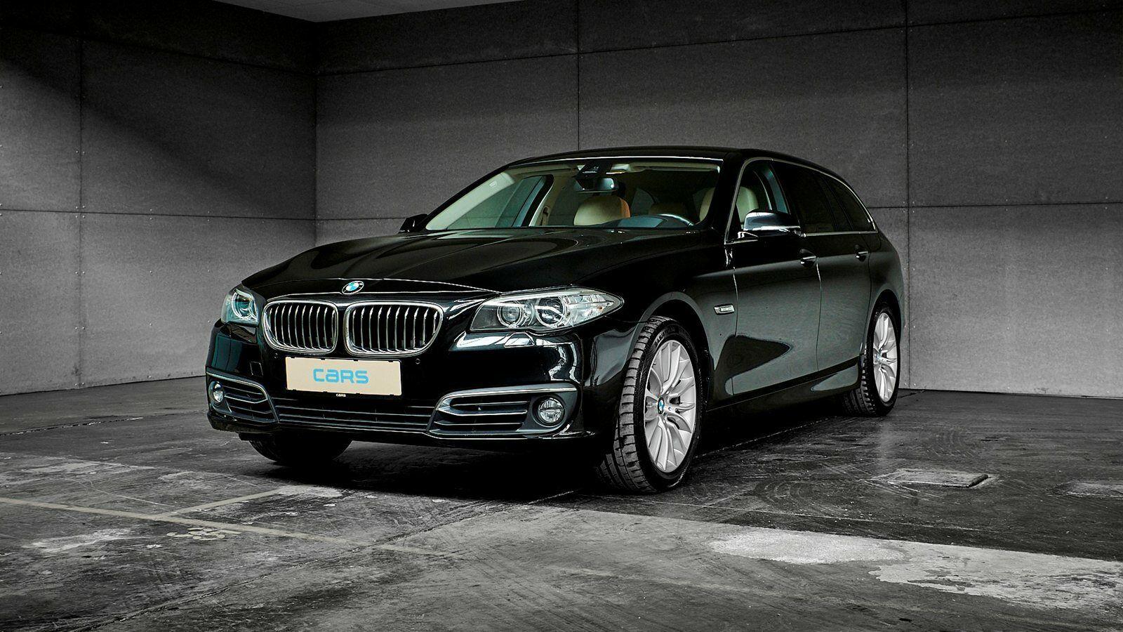 BMW 520d 2,0 Touring Luxury Line xDrive aut 5d - 1.995 kr.