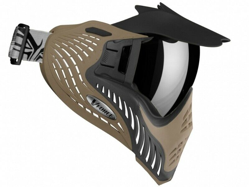 VFORCE Profiler Paintball maschera SF Coyote GrigioTan