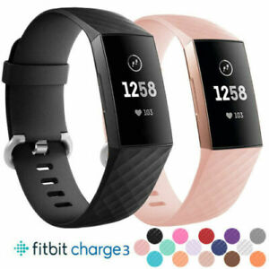 Fitbit-Charge-3-Wrist-Straps-Wristbands-Best-Replacement-Accessory-Watch-Bands