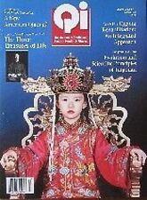 SPRING 1999 QI MAGAZINE TAIJIQUAN QIGONG KARATE KUNG FU MARTIAL ARTS  VOL.9 NO,1
