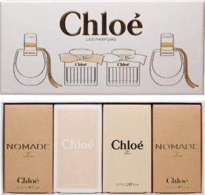 Chloé Mini Set Set Edp Chloe 5 ml   Edp Nomade 2 x 5 ml   Edt Chloe 5 ml   für Frauen
