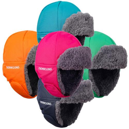 Didriksons Biggles Kids Winter Hat CapWaterproof2018//19 Season
