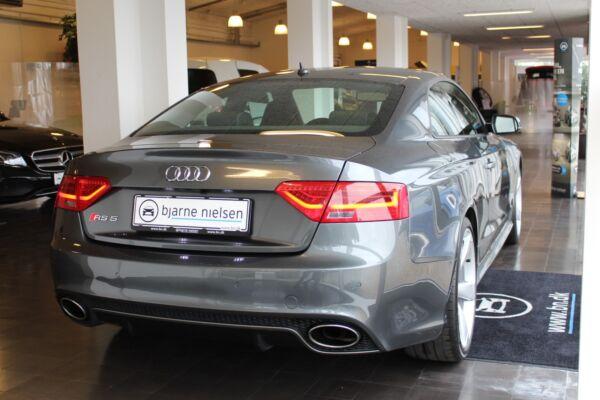 Audi RS5 4,2 FSi Coupé quattro S-tr. - billede 4