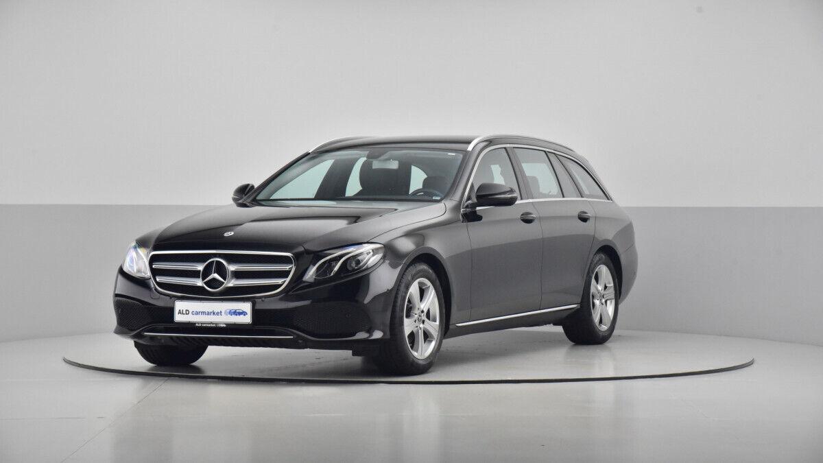 Mercedes E220 d 2,0 Business stc. aut. 5d
