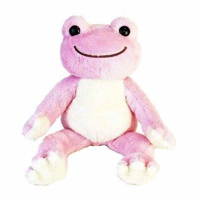 Nakajima Corporation Plush Doll Pickles The Frog Pink TJN ...