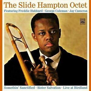 Slide-Hampton-Octet-2-CDs-two-albums-plus-live-concert