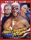United We Slam Best of Great American 0651191953226 With Ric Flair Blu-ray