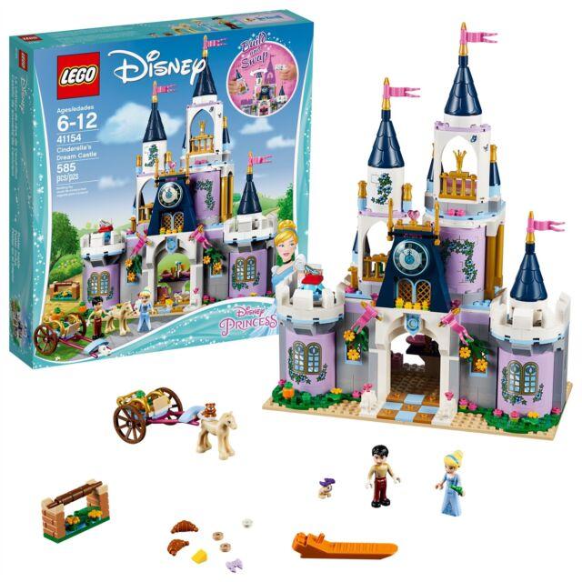 LEGO® Disney™ Princess - Cinderella's Dream Castle 41154 585 Pcs