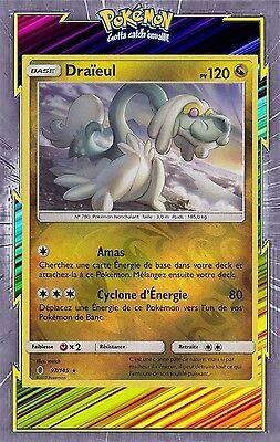 Draïeul Reverse SL02:Gardiens Ascendants 97//145-Carte Pokemon Neuve Français