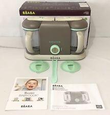 POTTERY BARN KIDS Beaba Babycook Pro 2X Baby Food Maker, NEW