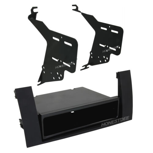 Car Stereo Mount Metra 99-8240B ISO-Din Radio Install Dash Kit for Prius