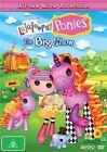 Lalaloopsy Ponies - The Big Show (DVD, 2014)