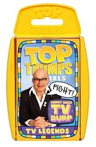 Top-Trumps-Harry-Hill-039-s-TV-Burp-TV-Legends