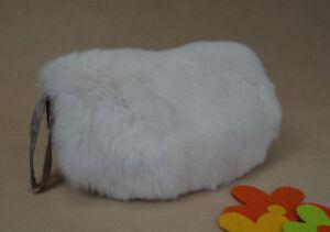 Brillant Mon Chien Pelage Fourrure Compresse Vraiment Le Lapin Blanc Renforcement De La Taille Et Des Nerfs