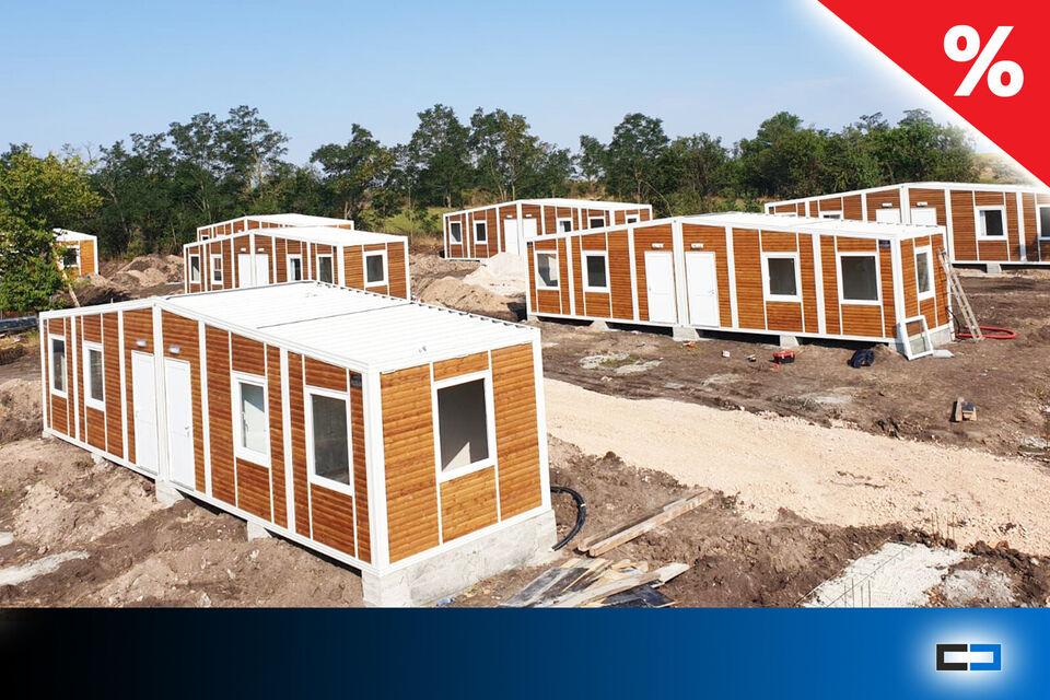 Tiny House, minihus, lille hus, Kontormodul, sk...