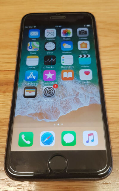 Apple iPhone 6 A1586, 32GB, Used, Space Gray, Unlocked