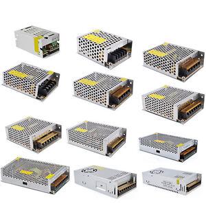 15W-400W-LED-Trafo-Netzteil-Treiber-Driver-Transformator-Streifen-Stripe-DC12V