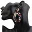 Boho-Women-Jewelry-Acrylic-Resin-Tortoise-Shell-Hoop-Earrings-Round-Circle thumbnail 34
