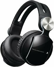 SONY PULSE ELITE HEADSET PlayStation Wireless Stereo Headphones PS3 PS4 VITA