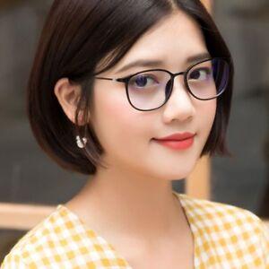 0936b4c461 Image is loading Fashion-Vintage-Women-Ladies-Retro-Clear-Lens-Glasses-