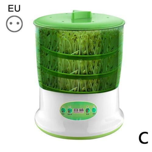 Automatic Sprouter Machine Household Vegetable Bean Sprouts Growing Machine New