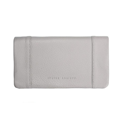 Some Type of Love Status Anxiety Leather Wallet Brand New in Box RRP $99.95