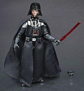 """Darth Vader Dagobah Test STAR WARS The Black Series 3.75/"""" Figure #07 07"""