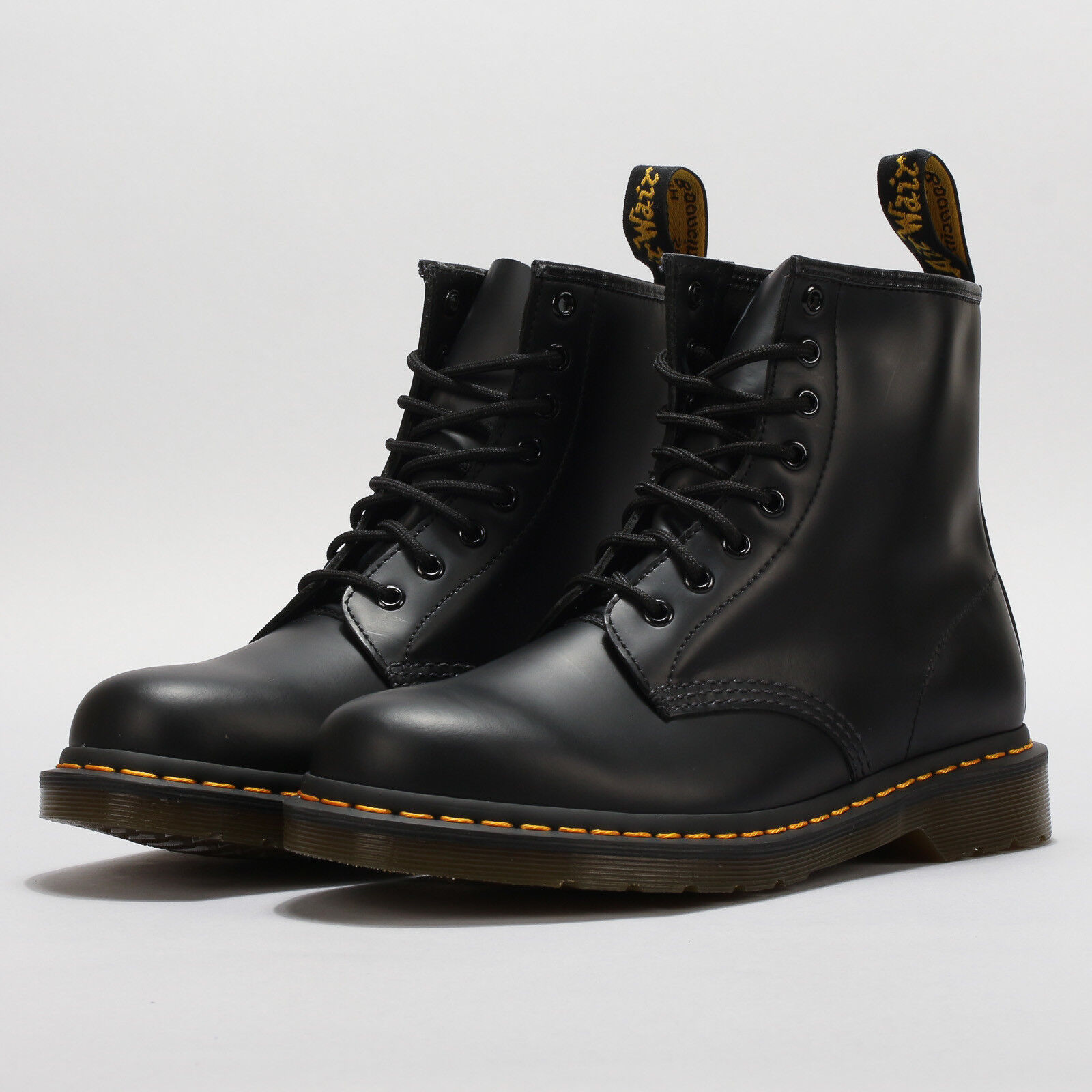 Dr. Martens 1460 black smooth EU 45, Schwarz, DM11822006